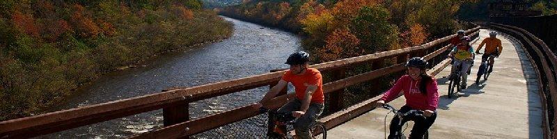 PA Pocono Mountains Vacations and Travel Adventures - Poconos